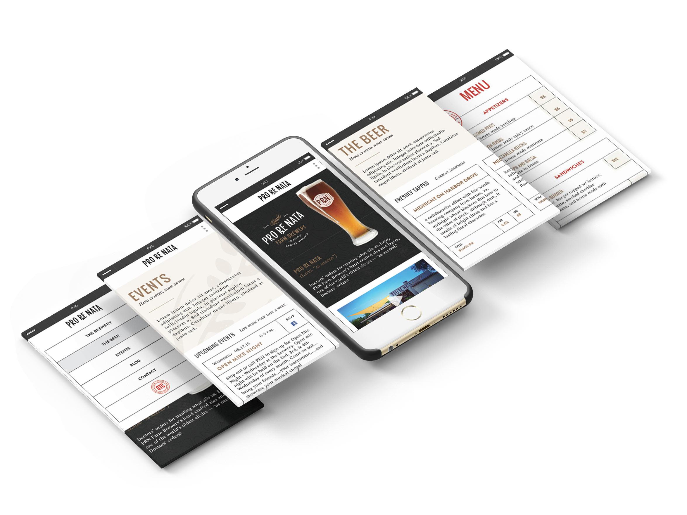 PRN Iphone